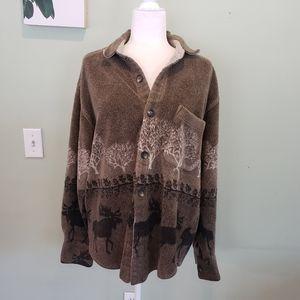 "Vintage True Grit ""Moose Pass Shirt"" jacket"